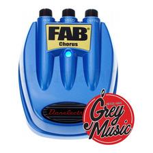 Pedal Efectos Para Guitarra Danelectro Fab D5 Azul Chorus
