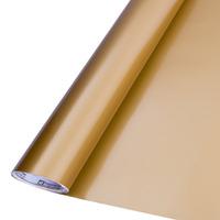 Vinil adesivo colormax ouro larg. 0,50 m