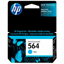 Cartucho Hp 564 Cian Original P/ 4620 8550 8510