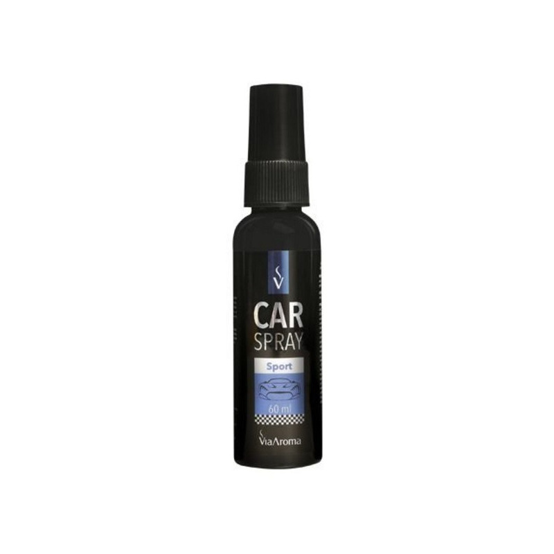 Car Spray Sport (John John) - 60ml - Via Aroma