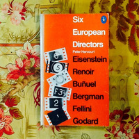 Peter Harcourt.  SIX EUROPEAN DIRECTORS.