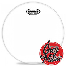 Parche Evans Usa Tt13g2 13  G2 Clear - Grey Music -