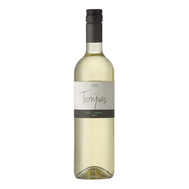 Vinho Fino Branco Lorena Seco Tempos 750ml - Góes