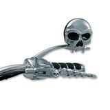 Manete Kuryakyn Zombie Cromado 1060 Harley Sportster 04 A 13