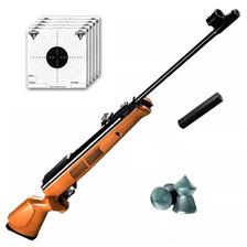 Rifle Aire Comprimido Fox Gr1600 6 35 X Nitro Piston Cuotas