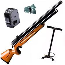 Rifle Aire Comprimido Fox Pcp M22 5.5 - Regulado + Inflador