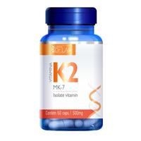 Vitamina K2 - MK7 - 500mg - 60caps - Dr. Lair - UpNutri
