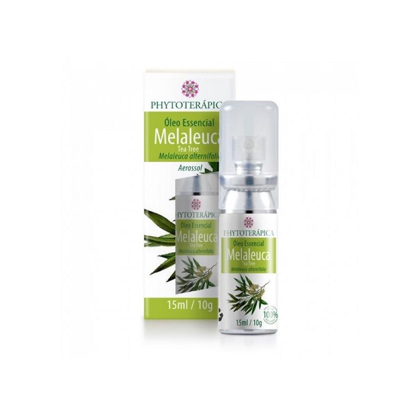 Oleo Essencial Aerosol Tea Tree(Melaleuca)15ml Phytoterapica