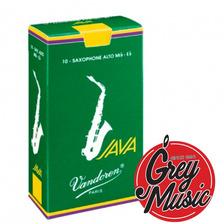 Caja De Cañas Vandoren De Saxo Alto 3 1/2 Java X10