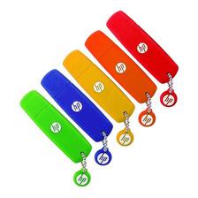 Pendrive Hp 64gb V188 Usb 2.0 Pen Drive Original Colores