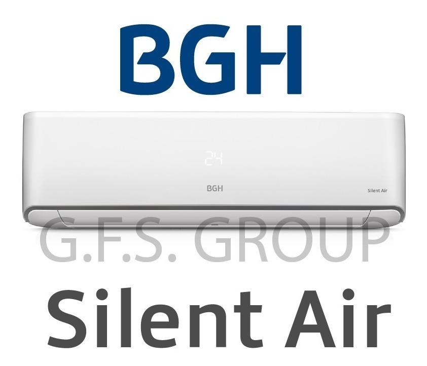 Aire Acondicionado Split Bgh 5200w Frío/calor - Bs45cp