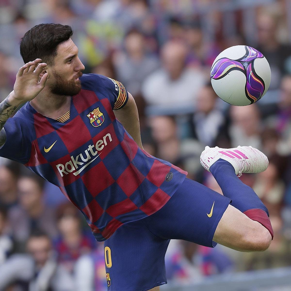 Juego Fisico Pes 2020 Pro Evolution Soccer 2020 Ps4 Latino