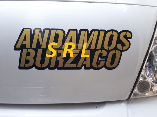 Andamios Burzaco