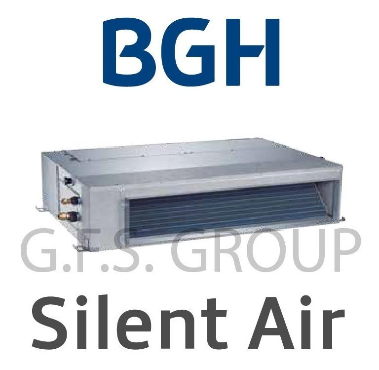 Aire Acondicionado Baja Silueta Bgh 9000 Frigorías F/c 3tr