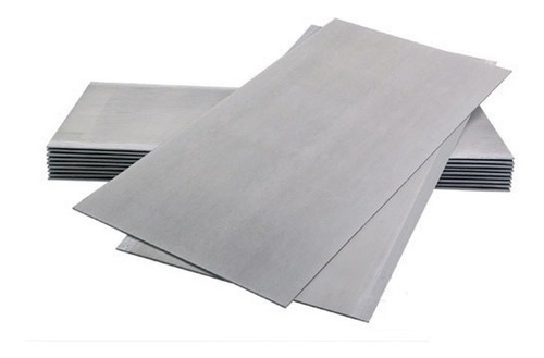 Placa Superboard 2.40x1.20 6mm Cementicia Exterior Cemento