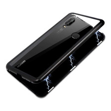Funda Magnetica Metalica P/ Huawei P20 Lite Y P20 Pro