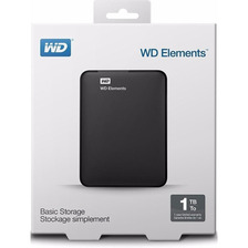 Disco Rigido Externo 1tb Western Digital Powerzon