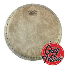 Parche Para Conga Fiberskyn 10 Remo M7-s100-f5  - Grey Music