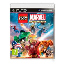 Lego Marvel Super Heroes Ps3 Fisico Sellado Nuevo Original