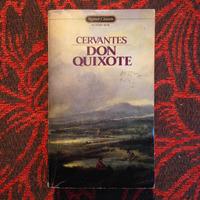 Miguel de Cervantes.  DON QUIXOTE.