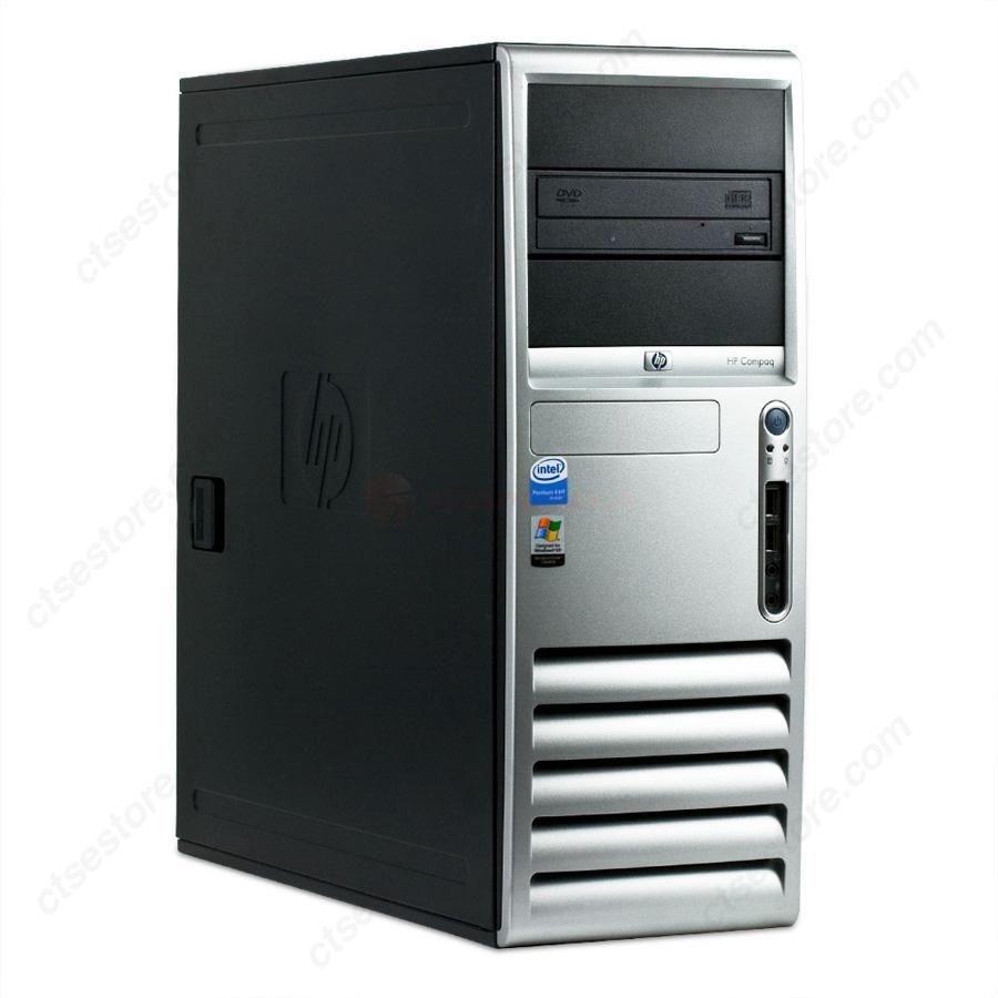 Cpu Dell Hp Completa Disco 80gb Ddr2 Pentium Ht Lista Centro