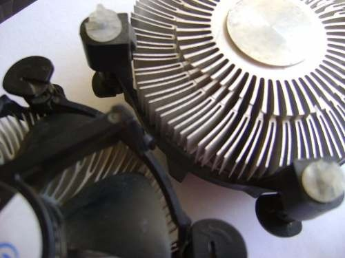 Cooler Intel Original Socket 775 Perfil Bajo  Zona  Congreso
