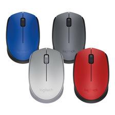 Mouse Inalambrico Logitech M170 Diseño Slim Garantia Oficial