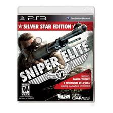 Sniper Elite V2 Silver Star Ps3 Fisico Original Sellado
