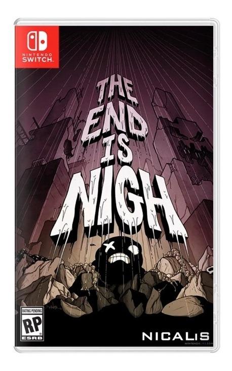 The End Is Nigh Nintendo Switch Fisico Sellado Nuevo