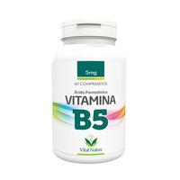 Vitamina B5 - Acido Pantotenico - 60 Compr.5mg - Vital Natus