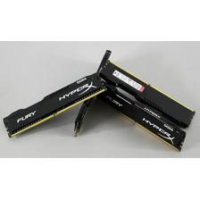 Memoria Ram Hyperx Ddr4 16gb 2400mhz Fury Gamer Pc Hx424c15