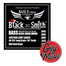 Encordado De Bajo Black Smith Anw-40125-5 34aot 0.40 5c