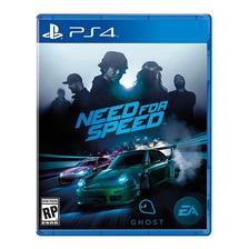 Need For Speed Ps4 Fisico Nuevo Original Sellado