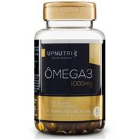Omega 3 - 60 capsulas de 1000mg - Upnutri
