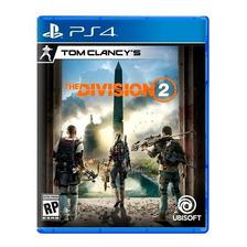 The Division 2 Ps4 Fisico Nuevo Sellado Original