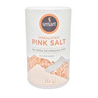 Sal Rosa do Himalaia Moído em Saleiro - 250g - Smart