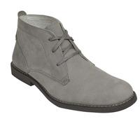 Botín gris textura 018750