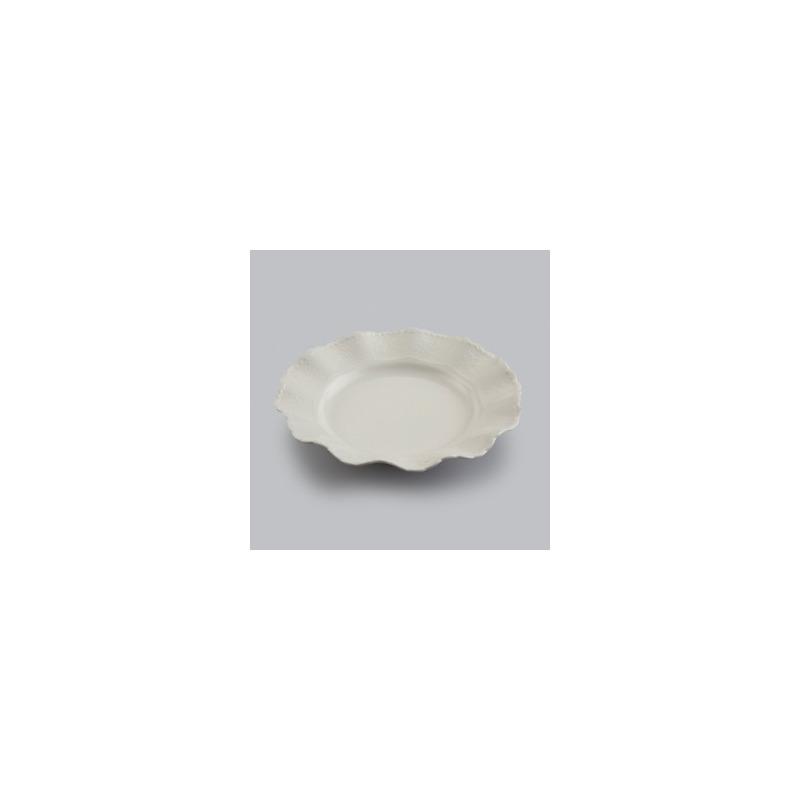 Jogo 6 Pratos Para Sobremesa em porcelana  Princess 4108166