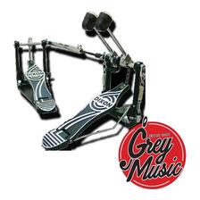 Pedal De Bombo Doble Dixon Pp9270d De Baterìa  - Grey Music