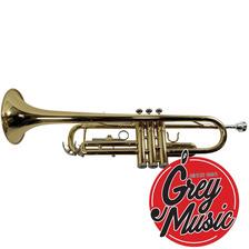 Trompeta Souffler Tr100 Con Estuche  Boquilla Y Accesorios
