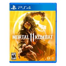 Mortal Kombat 11 Ps4 Fisico Nuevo Original Sellado