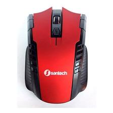 Mouse Gamer Santech Mgw02 Usb Inalambrico Pc Wireless