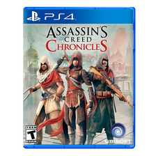 Assassins Creed Chronicles Ps4 Fisico Sellado Nuevo Original