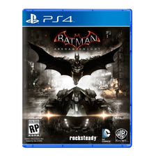Batman Arkham Knight Ps4 Fisico Sellado Nuevo Original