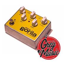Pedal De Efectos Gorila Bass Compressor Dedalo. - Grey Music