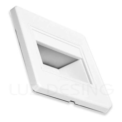 Embutido Pared Ideal Escalera Web Led Blanco Exterior Deco