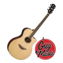 Guitarra Yamaha Nt Electroacústica Modelo Apx 600 Natural