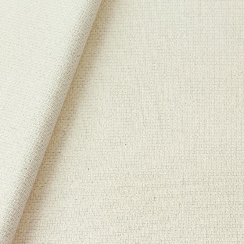 Tecido para estofar em algodão cru Coleção Vicenzza