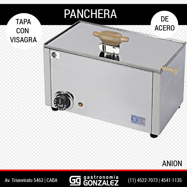 Panchera x 25 Anion