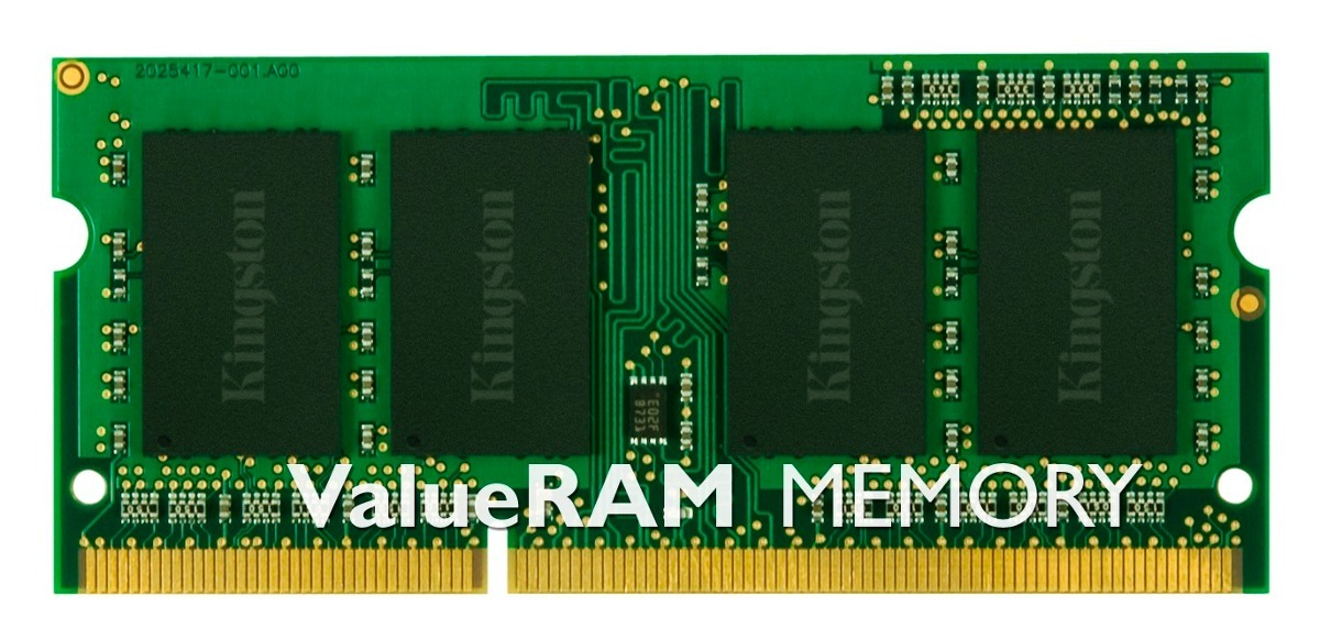 Memoria Sodimm 4gb Kingston 1600mhz Ddr3